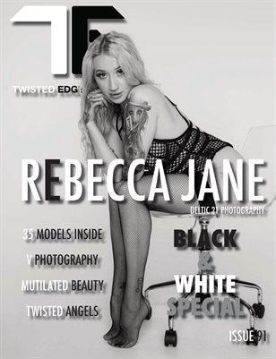 TE 91 Black & White Special