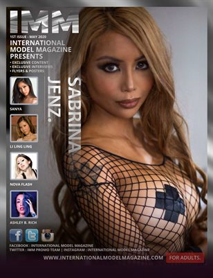 INTERNATIONAL MODEL MAGAZINE - SABRINA JENZ
