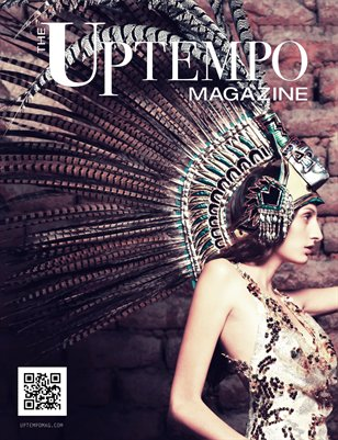 Uptempo Magazine: November 2013 - Headdress