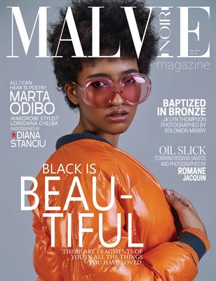 MALVIE Magazine NOIR Spécial Édition Vol. 40 May 2021