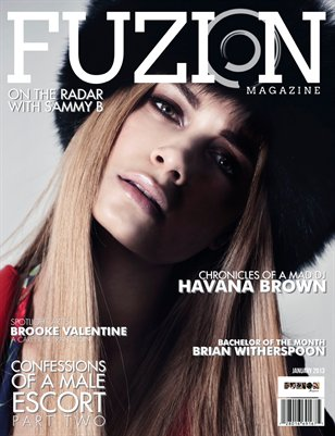 Fuzion Magazine January Issue