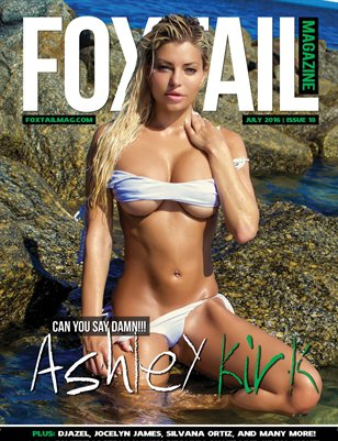 FOXTAIL Magazine #18 | Ashley Kirk Cover