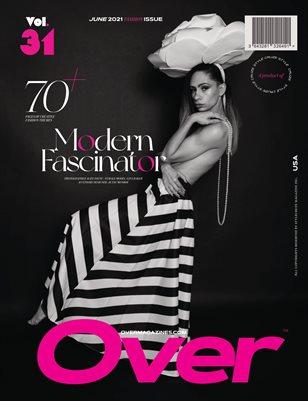 JUNE 2021 Issue (Vol – 31) | OVER Magazines