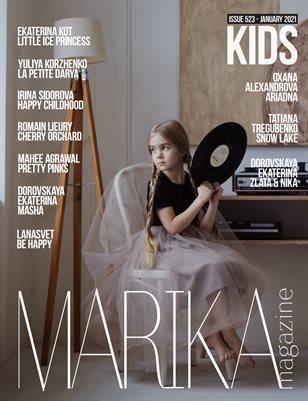 MARIKA MAGAZINE KIDS (ISSUE 523 - January)