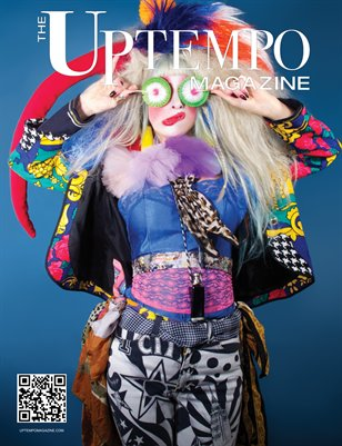 Uptempo Magazine: June/July 2012 - Art & Color | Chaotic