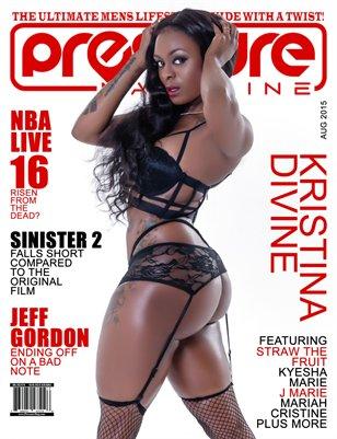 PRESSURE - Aug 2015 #13 (Kristina Divine)