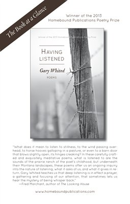 Having Listened | Book at a Glance