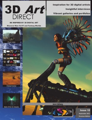 3D Art Direct Issue 12