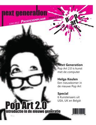 Tijdschrift PopArt 2.0 - Next Generation