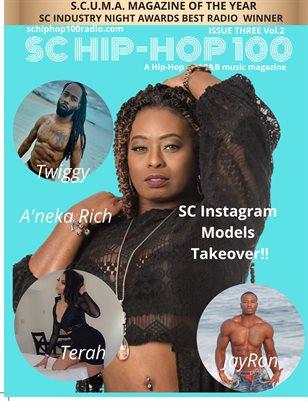 SC HIP-HOP 100 Magazine Issue Three Vol. 2
