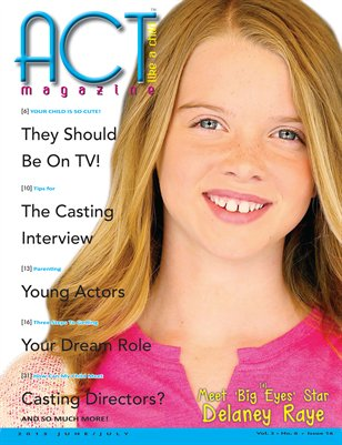ACT Like A Child Magazine Issue 16