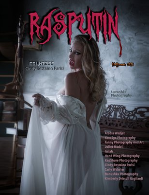 Rasputin Magazine Halloween Issue #2