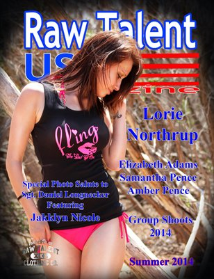 Raw Talent USA Summer 2014