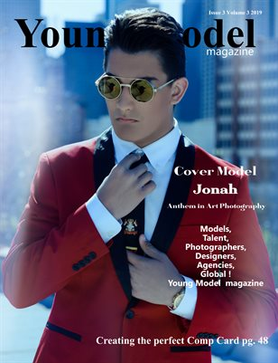 Young Model magazine Issue 3 Volume 3 2019