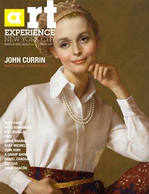 ArtExperience:NYC, Visual Arts Magazine, Vol. I, No. 1, Winter 2011