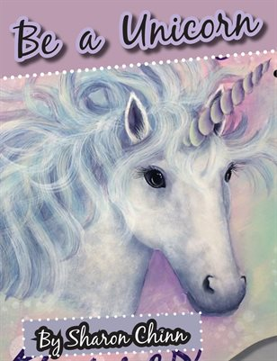 Be A Unicorn Painting Pattern Tutorial by Sharon Chinn