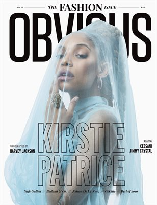 FASHION ISSUE | KIRSTIE PATRICE