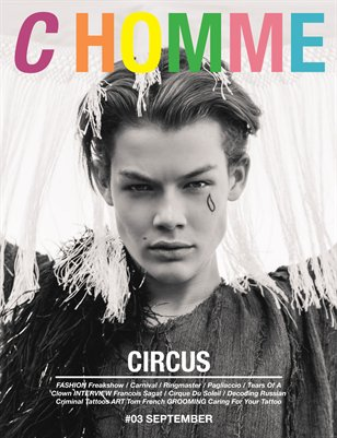 C HOMME #03 (COVER 1)
