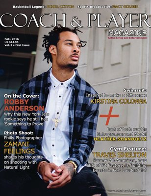 Coach & Player Magazine: Fall 2016