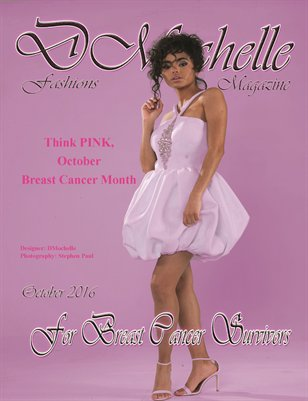 DMochelle Fashions Magazine October 2016