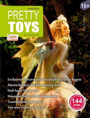 """Pretty Toys"" #3(15), 2013"