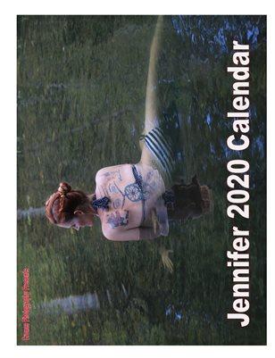 2020 Jenifer Calendar