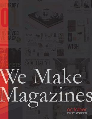October Custom Publishing portfolio 05 15 18