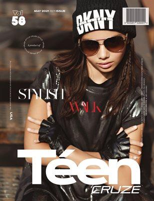 MAY 2021 Issue (Vol: 58) | TÉENCRUZE Magazine
