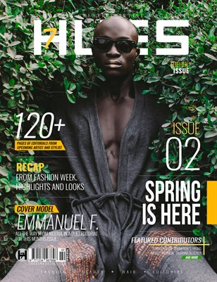 The Hues Issue Vol.2 - 02 March 2016