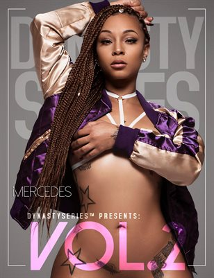 DynastySeries™ Presents: Volume 2 – Mercedes Morr