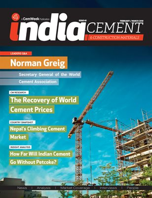 India Cement and Construction Materials journal - Issue 40