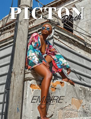 Picton Magazine January 2019 BLACK N21 Cover 2
