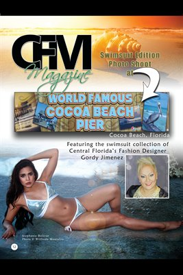 Poster CFM Magazine Cocoa Beach Jun 2016