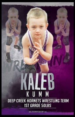Kaleb Kumm 5x8 DC #2