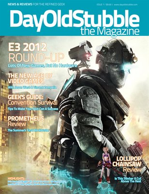 Issue 7: July 2012 | E3 Round-Up Edition