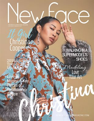 New Face Model Magazine - Issue 14, February '18