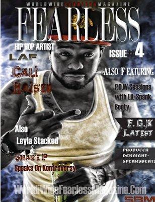Worldwide Fearless Magazine #4