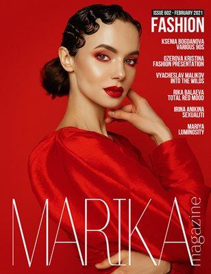 MARIKA MAGAZINE FASHION (ISSUE 602 - February)