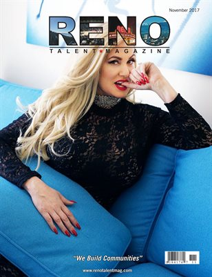Reno Talent Magazine November 2017 Edition