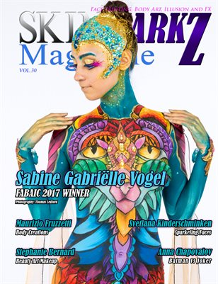June Issue of SkinMarkZ Magazine - Issue #30