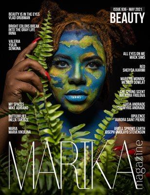 MARIKA MAGAZINE BEAUTY (ISSUE 936 - MAY)