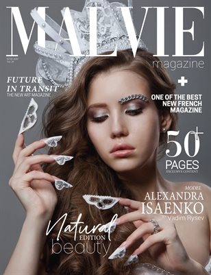 MALVIE Mag | Natural Beauty Edition | Vol. 29 JUNE 2020