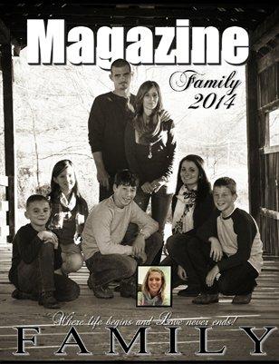 Zach Blake's Senior Magazine