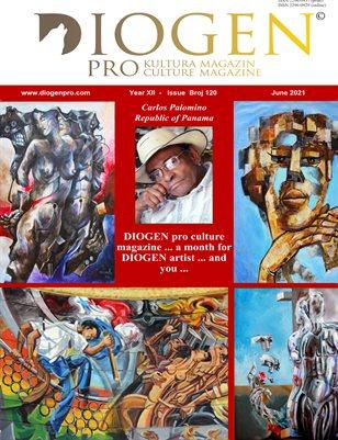 DIOGEN pro culture magazine...No.120