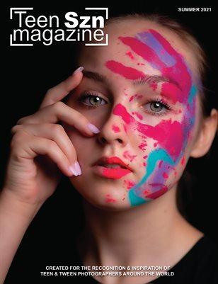 Summer 2021 Teen Szn Magazine COMBO