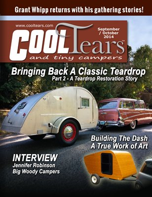 Cool Tears and Tiny Campers Magazine - September/October 2014