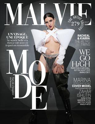 MALVIE Magazine The Artist Edition Vol 279 August 2021