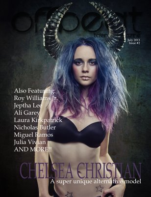Offbeat Talent Magazine July 2013 Issue #2
