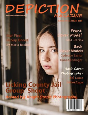 Depiction Magazine Issue 7 - Old Licking County Jail