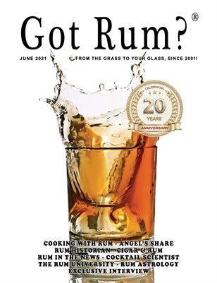 """Got Rum?"" June 2021"